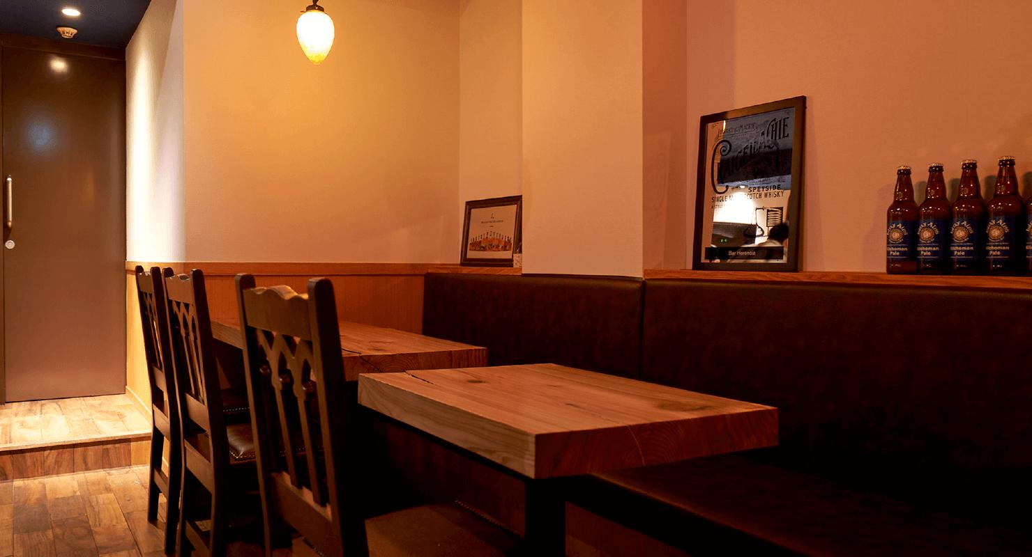 Bar Herencia 顧問先紹介 会計・税務・法務・労務のユナイテッドブレインズ